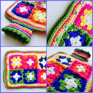 maRRose - CCC, hot water bottle cover green