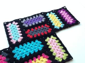 maRRose-CCC, Crochet Mood Blanket 2014
