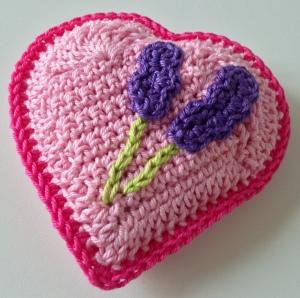 maRRose - CCC, lavender heart