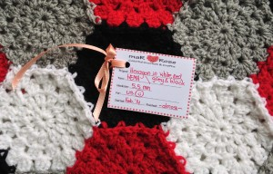 maRRose - CCC: crochet project cards