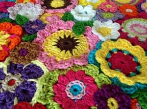maRRose - CCC: flowery tea cosy
