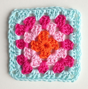 maRRose - CCC: granny square love/Simply Crochet