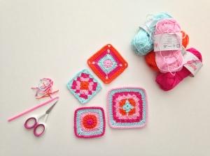 maRRose - CCC: granny square love/Simply Crochet
