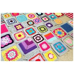 """maRRose - CCC: """"Homely Blanket""""-squares"""