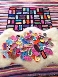maRRose - CCC: Crochet Mood Blanket 2014
