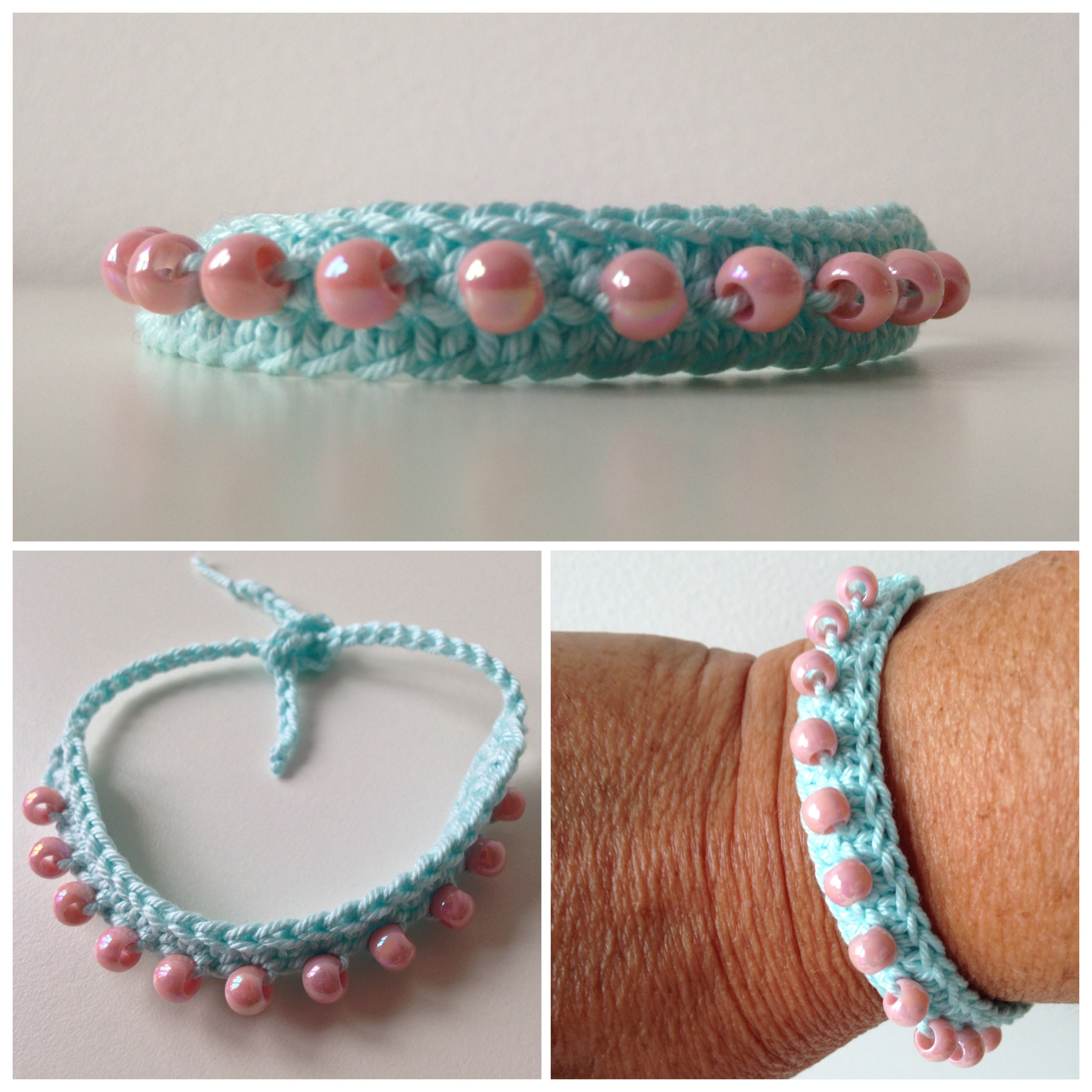 a seed tubular bicone tutorial twisted make pin to bead how tutorials bracelet herringbone