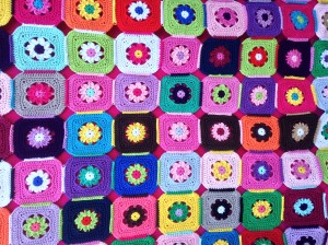 "maRRose - CCC: ""Rose""-blanket"