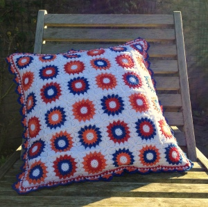 "maRRose - CCC: ""I love Holland""-cushion"