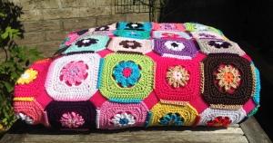 """maRRose - CCC: """"Rose""""-blanket"""