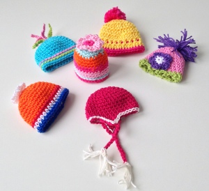 maRRose - CCC: hats for Innocent