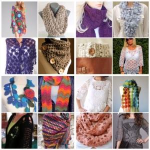 "maRRose - CCC: Treasury Tuesday ""Crochet & Fashion"""