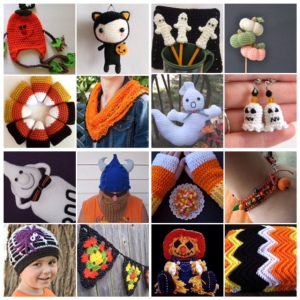 "maRRose - CCC: Treasury Tuesday ""Crochet & Halloween"""