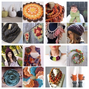 "maRRose - CCC: ""Treasury Tuesday"" - Crochet Autumn Finds"