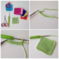 Crocheted Presents/Gifts