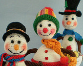 maRRose - CCC: Treasury Tuesday, Christmas Crochet Patterns