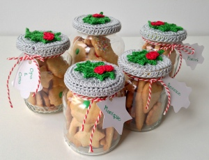 maRRose - CCC: Christmas cookie jars