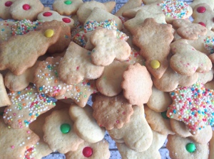 maRRose - CCC: Christmas cookies