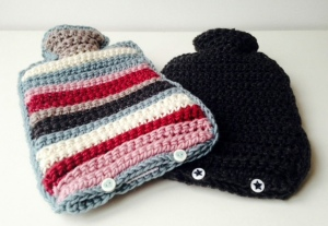 maRRose - CCC: hot water bottle covers