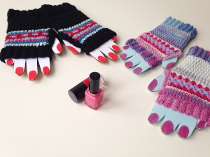 maRRose - CCC: Nordic Wrist Warmers