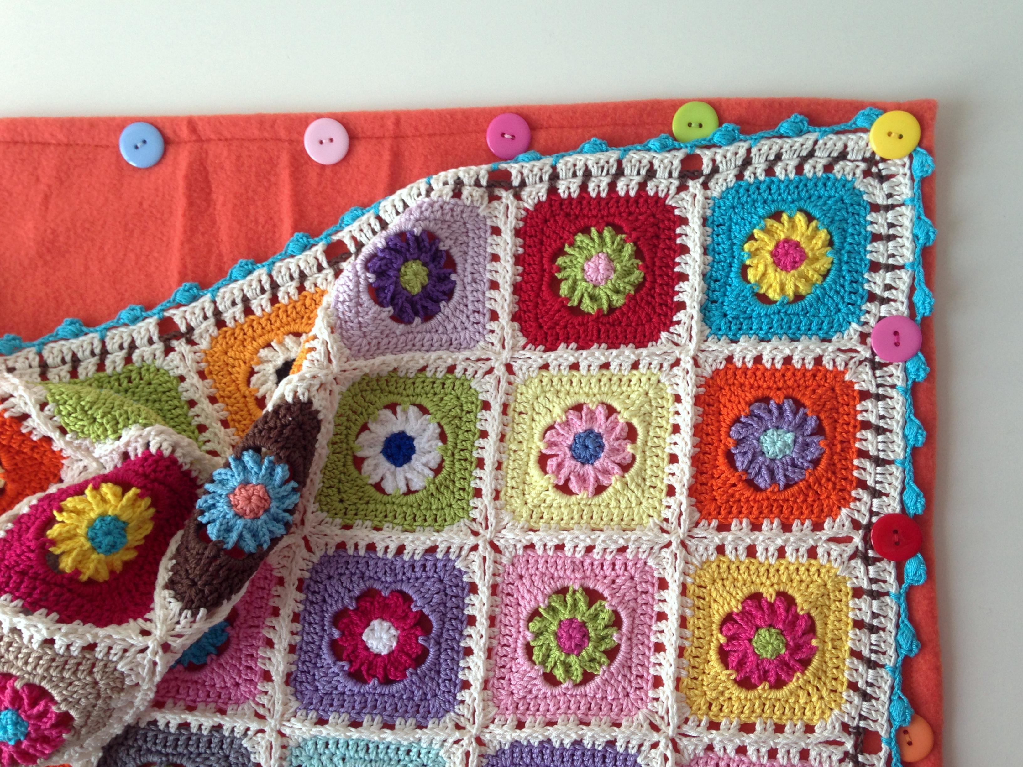 Rose Baby Blanket – maRRose