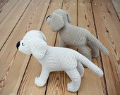 maRRose - CCC: Treasury Tuesday - Crochet: dogs
