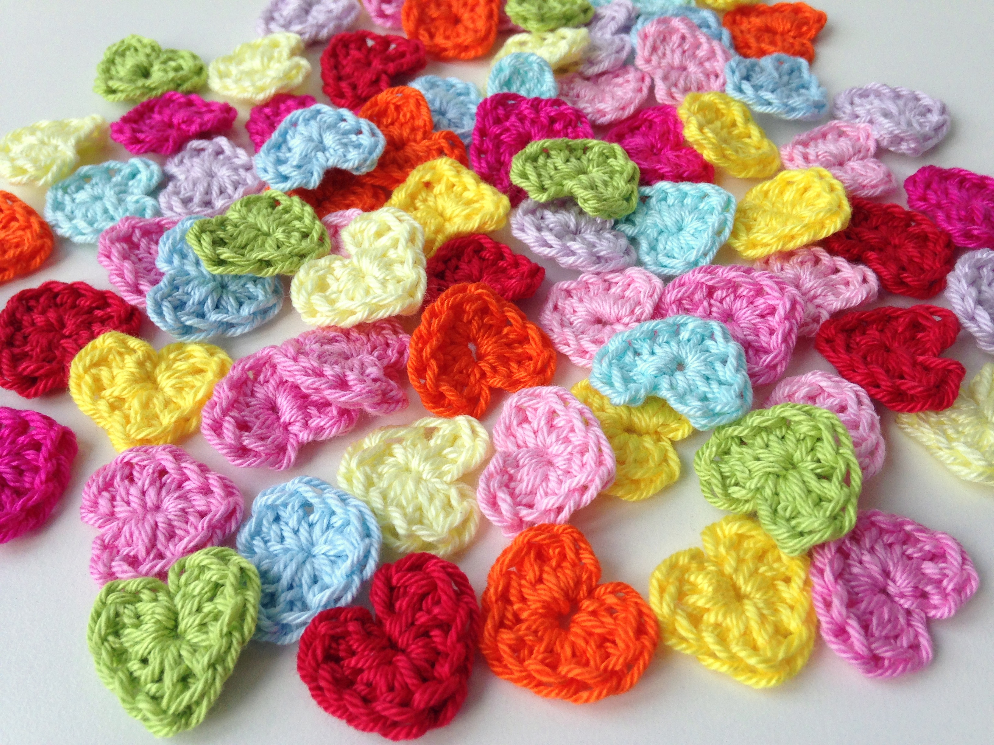 Crocheted Jar Lid Covers maRRose ? Colorful Crochet & Crafts