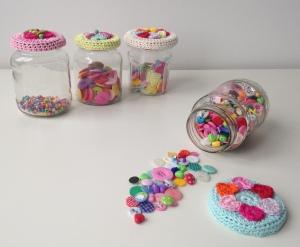 maRRose - CCC: Valentine's Jars