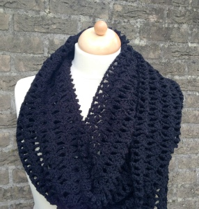 maRRose - CCC: Black Scarf
