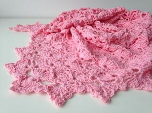 """maRRose - CCC: """"Puur Haken-shawl"""""""