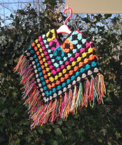 maRRose - CCC: toddler ponchos