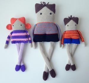 maRRose - CCC - Long Legged Dollies