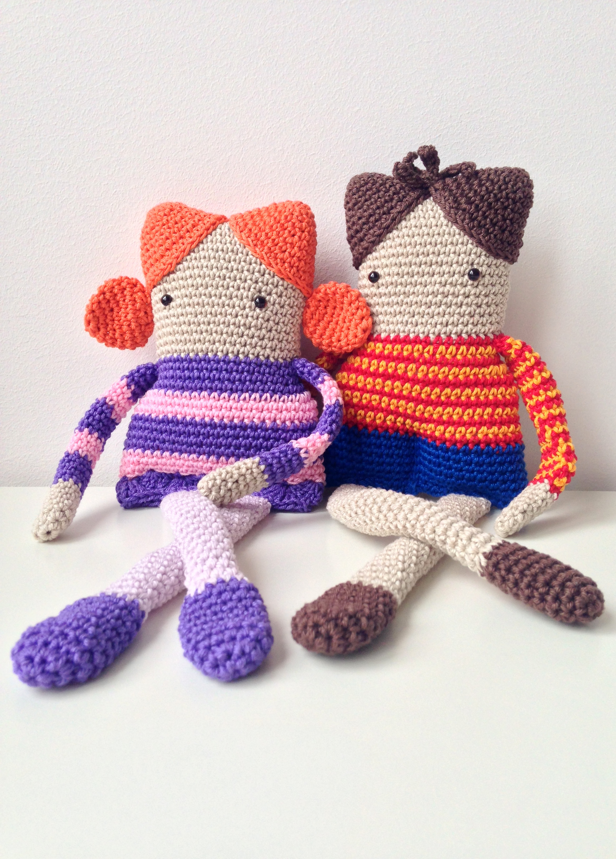 Long-legged amigurumi toys - Amigurumi Today | 3260x2337