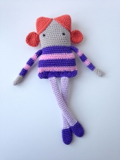 maRRose - CCC - Long Legged Dollies, little sister