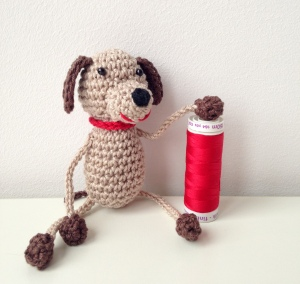 maRRose - CCC - Rusty the dog