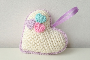 maRRose - CCC - Valentine's Lavender Heart