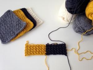 maRRose - CCC: The Mustard Blanket