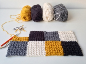 maRRose - CCC: The Mustard Blanket