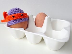 maRRose - CCC: Ninja Egg Cosy