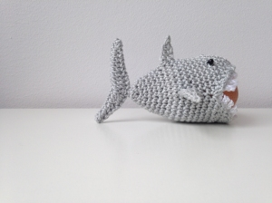 maRRose - CCC: shark egg cosy