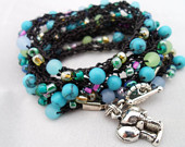 maRRose - CCC: Treasury Tuesday: Crochet Jewellery