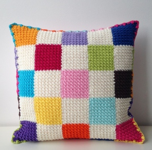 """maRRose - CCC: The """"Lucy"""" Cushion"""