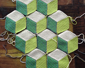maRRose - CCC: Treasury Tuesday - Geometric Crochet