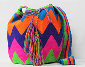 maRRose - CCC: Treasury Tuesday - Mochila/Wayuu/Tapestry Crochet