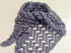maRRose - CCC --- Geometric Shawl-12