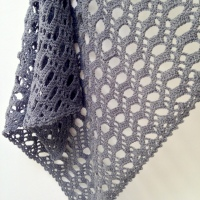 Geometric Shawl