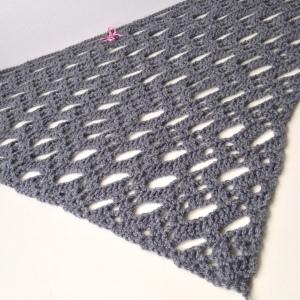 maRRose - CCC --- Geometric Shawl