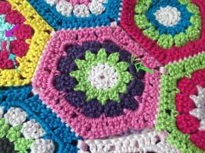 maRRose - CCC --- Hexagon blanket-02