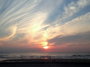 maRRose - CCC --- Sunset Noordwijk Beach