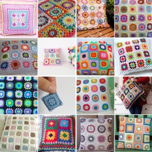 maRRose - CCC --- Treasury Tuesday, Granny Square Galore-collage