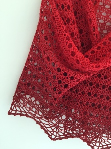maRRose - CCC --- Bridal Shawl-Summer Shawl-118